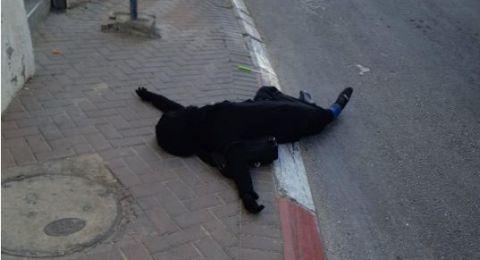 إطلاق نار على سيدة فلسطينية قرب حاجز الزعيم