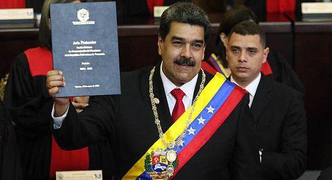 مادورو: المجموعة الأخيرة من الدبلوماسيين الأميركيين غادرت البلاد