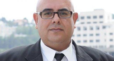 ام الفحم: انتخاب المحامي احمد امين الجابر رئيساً للجنة الشعبيّة