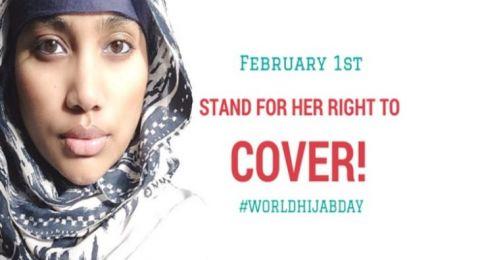 """العالم يحتفل بـ""""يوم الحجاب"""""""