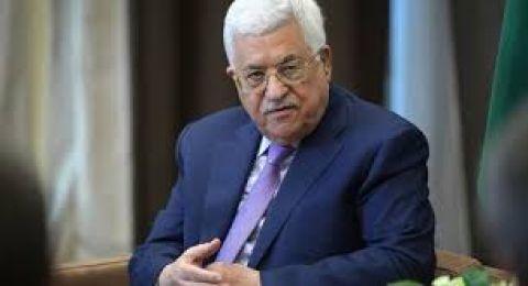 الرئيس عباس يلتقي بوفد من لجنة التواصل الدرزية