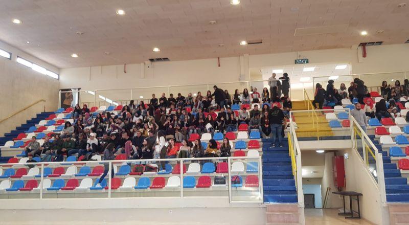 يوم فعاليات مميزة بعنوان الترابط في المدرسة، في ثانوية خالد سليمان بالناصرة