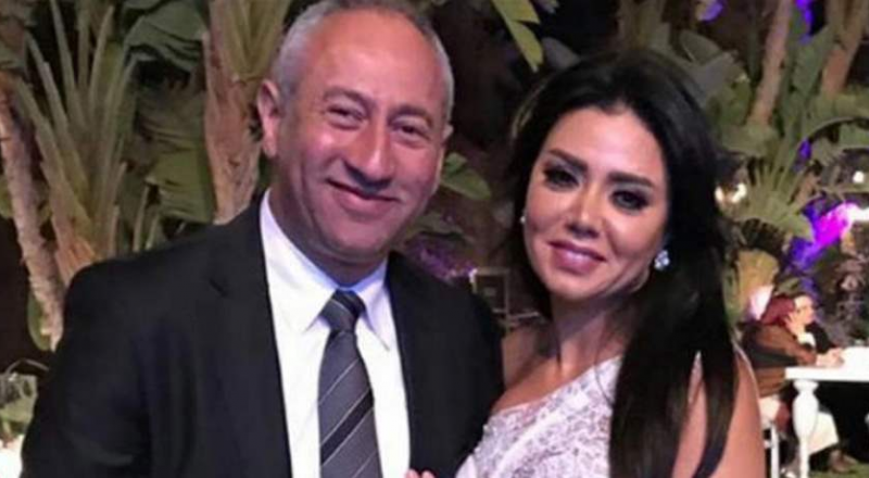 طليق رانيا يوسف يردّ بعنف على الشائعات!