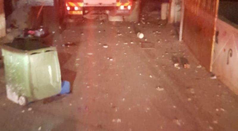 كفرمندا: شجار عنيف ومحاولة حرق احد المنازل