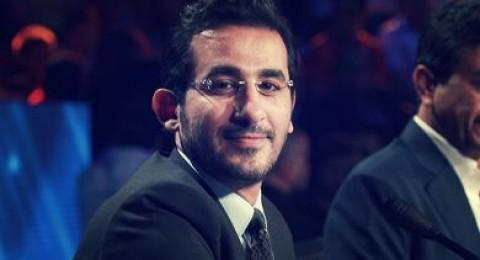 أحمد حلمى ينشر