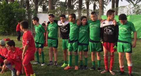 فعاليات ومباريات تجمع بين مدرستي كرة القدم من نين ومسيلوت