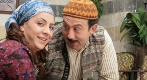 مفاجأة قد تقلب حياة فوزية وأبو بدر في باب الحارة