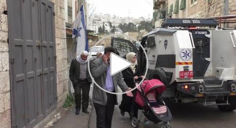 الاحتلال يصيب مواطنين في الدهيشة ويمنع فلسطينيي الخليل القديمة من الوصول لمنازلهم