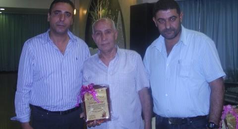 يافة الناصرة: احتفال مهيب لعاملي المجلس بمناسبة اول ايار