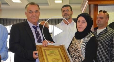بلدية الناصرة تكرم العاملين بمناسبة عيد العمال