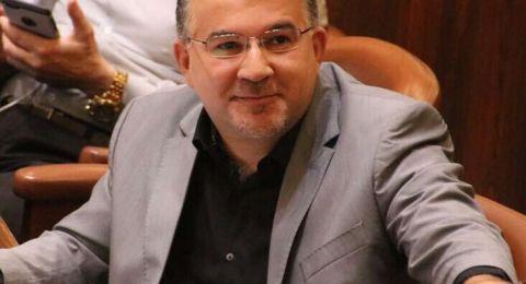 النائب جبارين لسفير الارجنتين: مباراة منتخبكم في القدس تناقض قرارات الشرعية الدولية