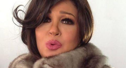 فيفي عبده تتعاطف مع محمد صلاح: