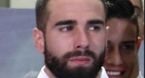 تحديد فترة غياب كارفاخال عن منتخب اسبانيا