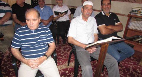 خطيب جامع عمر المختار يافة الناصرة يحث على الرحمة