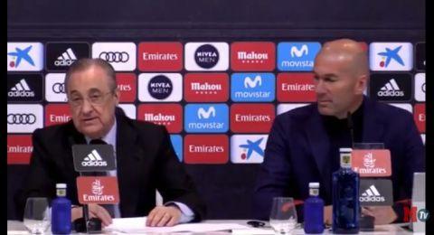 تعرف على مدرب ريال مدريد القادم بعد استقالة زيدان!