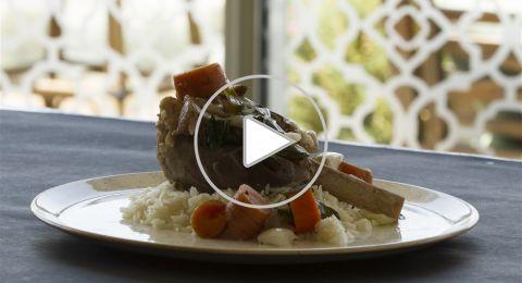 طبختنا بـُكرا: طبق موزة خروف بالخضار وأرز الشقحة
