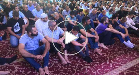 الشيخ موفق شاهين يافة الناصرة يحث على إغتنام العشر الأواخر
