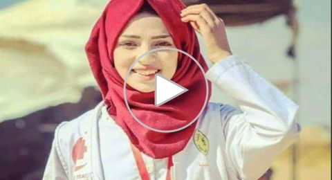 غزة تودع رزان
