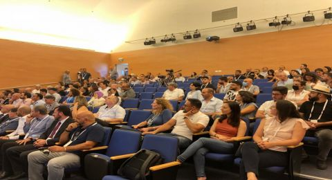 الناصرة مؤتمرالهايتك والاستثمارات يجمع مبادرين عرب بمستثمرين إسرائيليين وأمريكيين