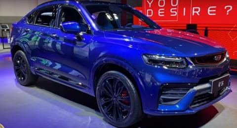 منافسة X6 الصينية تحصل على نسخ أكثر جاذبية