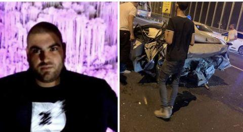مصرع الشاب زيدان واكد من الجديدة المكر بحادث طرق قرب حيفا