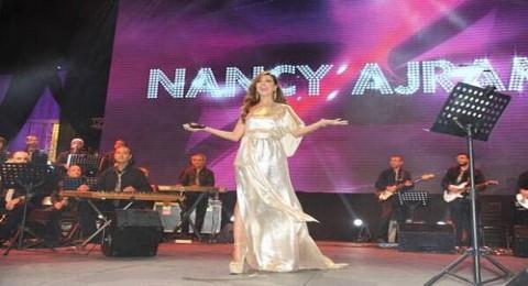 حفلة نانسي عجرم في عيد الفطر 2014