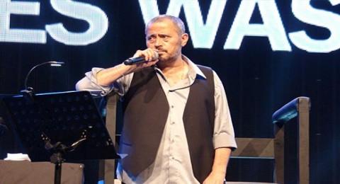 مقطع من حفلة جورج وسوف في مهرجان اعياد بيروت  2014