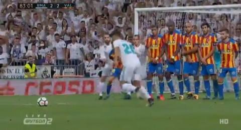 فالنسيا يفاجئ ريال مدريد على أرضه