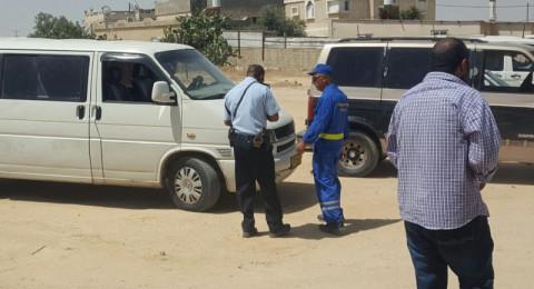 شرطة السير والمرور تحرر 22 الف مخالفة عن تجاوزات امن وامان