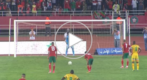 المغرب تكتسح مالي بتصفيات المونديال