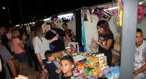 عكا: انطلاق فعاليات مهرجان