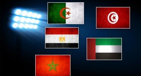 منتخب الجزائر يتربع على عرش الكرة العربية..وقفزة هائلة لموريتانيا