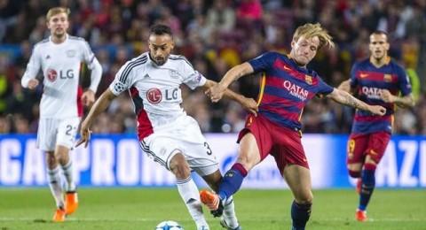 سواريز يقود برشلونة لانتصار صعب امام ليفركوزن
