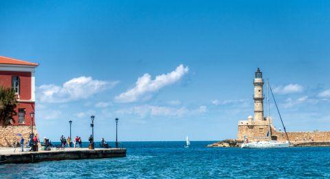 سياحة الآثار في جزيرة كريت