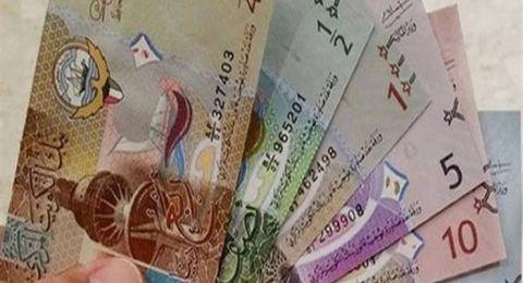 المركزي الكويتي يؤكد التزامه بقوة الدينار