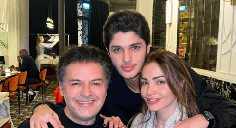 بعد قرار الهجرة من لبنان.. راغب علامة يوجه رسالة مؤثّرة لعائلته