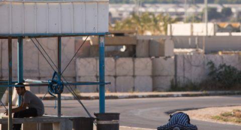 اغلاق معابر غزة بحجة الأعياد اليهودية