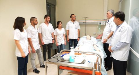 مدرسة الناصرة الاكاديمية للتمريض: نجاح %99 من الخريجين في الامتحان الحكومي