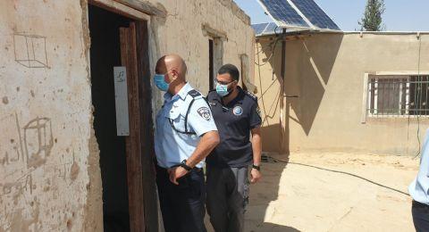 العثور على جثة شابة في منزلها بقرية الفرعة بالنقب