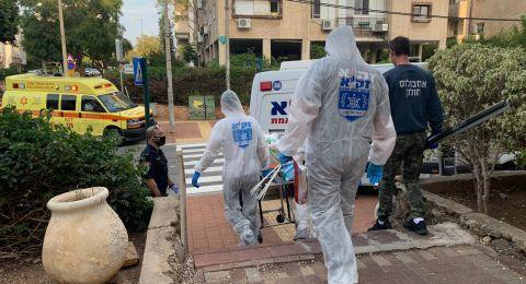 رقم قياسي - 9013 إصابة جديدة بكورونا في اسرائيل