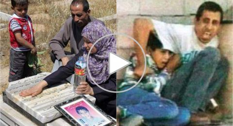 بعد 20 عامًا من الجريمة .. والد الشهيد محمد درة يتحدث لـ