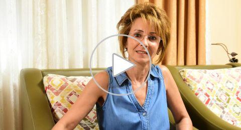 ميسون دكور تعافت من سرطان الثدي بفضل الإرادة والايمان