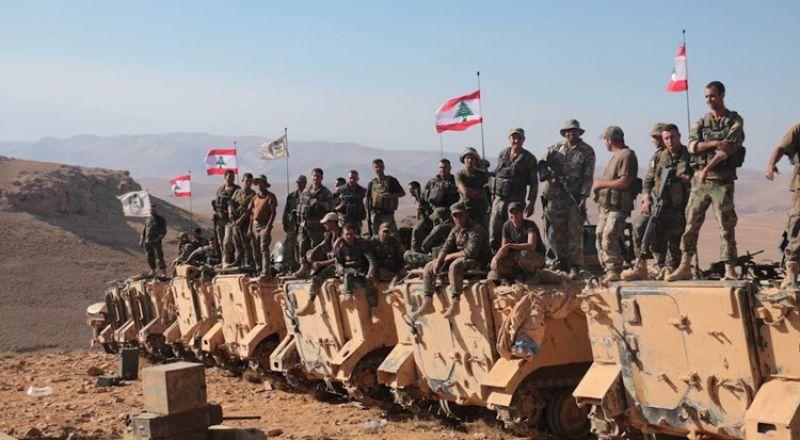 استشهاد عسكريين لبنانيين في هجوم شمال البلاد