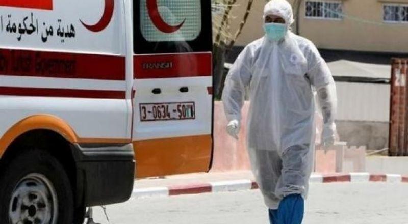 غزة: حالة وفاة و127 اصابة جديدة بكورونا منذ الأمس