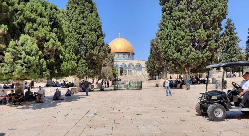 كيف تستغل إسرائيل الأعياد وكورونا لفرض واقع جديد بالقدس وبالأقصى؟