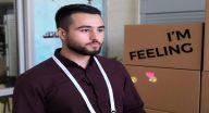مؤتمر حاسوب: الطالب أمجد محاجنة