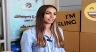 نادرة شاهين لـبكرا: مشروع تخرجي عبارة عن كتاب وموقع إنترنت عن حاسوب