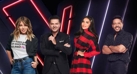 The voice 5 - الحلقة 6