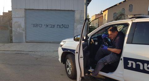 تدفيع الثمن في عكبرة: الشرطة تعتقل شخصين أحدهما قاصرًا