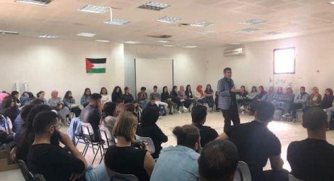 ٣٠٠٠ شاب/ة شاركوا في أنشطة تواصل فلسطينيّ